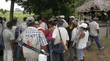 Proceso de paz no ha evitado 55.157 nuevos desplazados