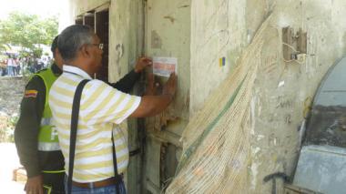 Calamidad por escasez de agua en Santa Marta