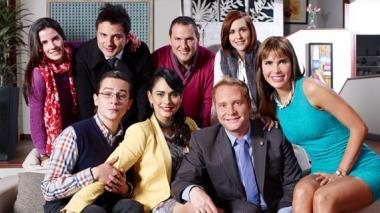 Este es el elenco principal de 'La suegra', la nueva serie del Canal Caracol que se estrena esta noche.