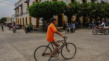 Los habitantes de Sabanalarga tienen mucha expectativa con la visita del Mindefensa.
