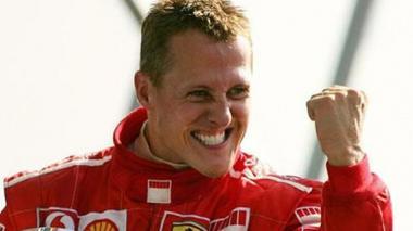"""Schumacher """"progresa"""" y """"muestra momentos de consciencia"""": representante"""