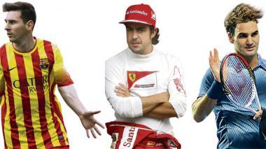 Los reyes Midas del deporte