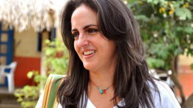 María Fernanda Cabal, representante electa del Centro Democrático.
