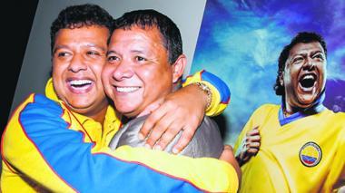 Los dos Valencianos, juntos por 'La Selección'