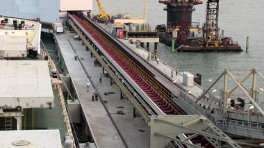 Entre enero y abril se dejaron de producir 10,3 toneladas de carbón