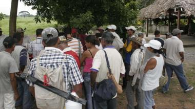 Colombia encabeza lista de países con más desplazados en el mundo