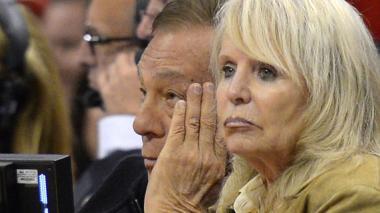 Dueño de  los Clippers cede equipo a su esposa