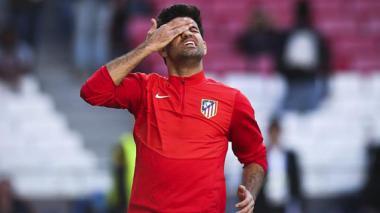 Diego Costa sufre una microrrotura que le puede dejar sin Mundial