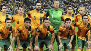 Australia ante dura prueba en Brasil