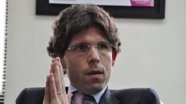 Jorge Palacio.