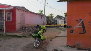 A bala asesinan a dos cobradiarios en el barrio La Chinita