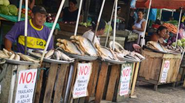 Reubicación, el punto de discordia entre comerciantes del mercado y el alcalde de Montería
