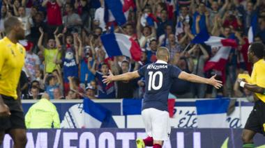 Benzema hace olvidar la ausencia de Ribery