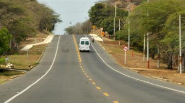 El accidente laboral ocurrió en el kilómetro 5 vía Galapa-Barranquilla.