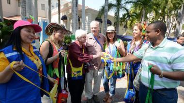 Cinco mil mochilas con kit saludable para el Carnaval