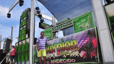 Los picós se resisten a 'apagarse' en Carnaval
