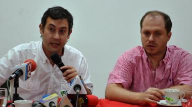 Acuña, una amenaza para Sucre: secretario del Partido Liberal