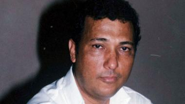 Nelson Mejía Sarmiento, alcalde asesinado.