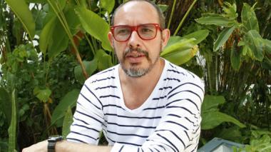 El cineasta barranquillero habló con EL HERALDO en las instalaciones de AECID.