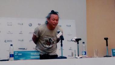 El cineasta surcoreano Kim Ki Duk.
