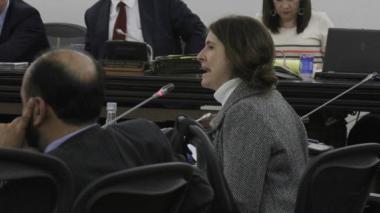 Paloma Valencia, entre la indignación y las voces de apoyo