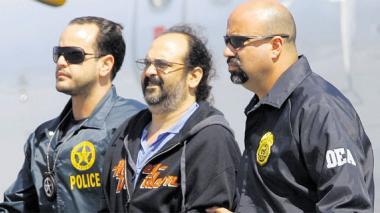 Fijan audiencia para excluir a 'Jorge 40' de Justicia y Paz