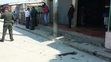 Un muerto y tres heridos deja balacera en Malambo