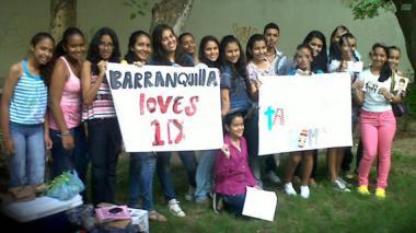 """""""Tenemos la esperanza de que Zayn regrese a One Direction"""": club de fans en Barranquilla"""