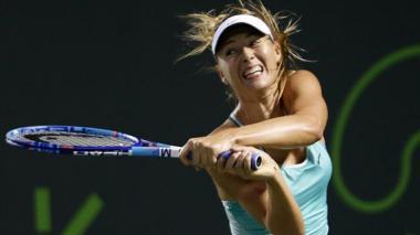 Sharapova da la sorpresa y cae ante la joven rusa Daria Gavrilova