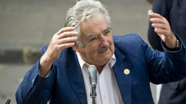 Por problemas de salud José Mujica no participará en la marcha por la paz del 9 de abril