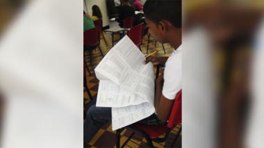 """Cobro por inscripción para  Saber 11 es legal"": Barraza"