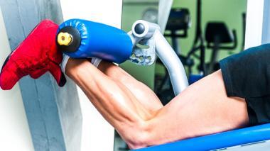 A los 40 años se puede levantar pesas, pero hay que tener cuidado en no dañar las articulaciones.