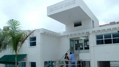 Una de las sedes de la Universidad Simón Bolívar que funciona en la capital del Atlántico.
