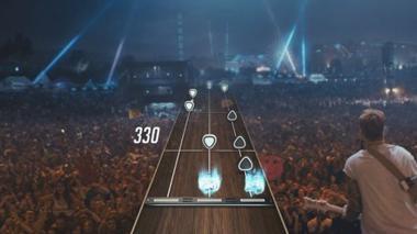 """Activision Blizzard lanzará a finales de año """"Guitar Hero Live"""""""