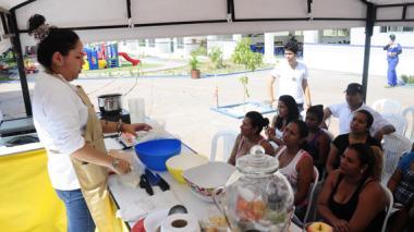 CDI 20 de Julio celebra Mes del Niño con taller nutricional