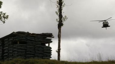 Hay unos 2.000 colombianos confinados o desplazados por el conflicto armado: ONU