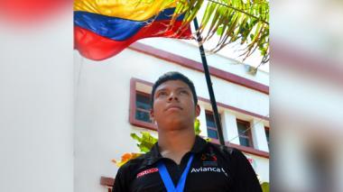 Barranquillero, hijo de desplazados, ganó medalla de plata de ciclismo en México