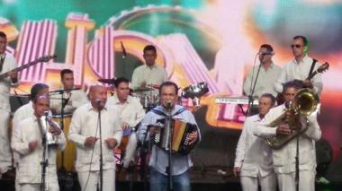 Alfredo Gutiérrez puso a bailar a Argentina y Paraguay