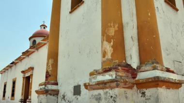 Gobernación destina $1.250 millones para iglesia de Soledad