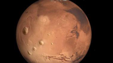 Misión espacial emiratí estudiará el clima de Marte en 2020