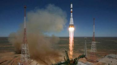 Cápsula rusa se desintegró al entrar a la atmósfera terrestre
