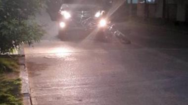 El Toro Arzuaga atropella a motociclista en Montería