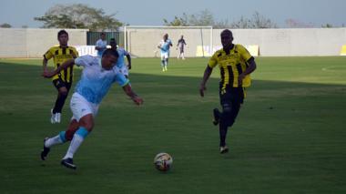 'Me esforzaré el doble ante Tolima para darle una mano al Junior': Arzuaga