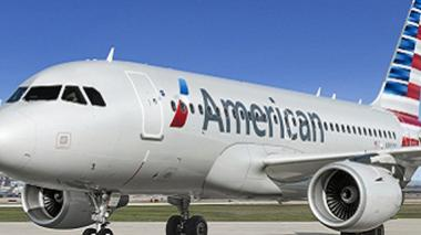 Avión Airbus A319, similar a los que viajarán a B/quilla.