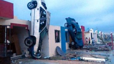 Tornado en Coahuila, México, deja al menos 13 muertos