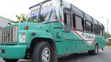 Usuarios piden socialización previa ante cambio en las rutas de buses