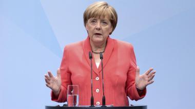 Merkel recuerda a Grecia que no le queda mucho tiempo para lograr un acuerdo