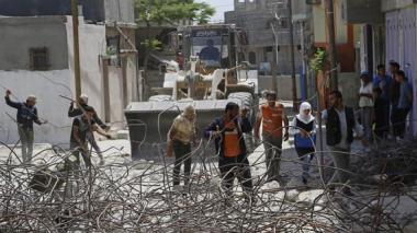 Israel acusa a Hamás de crímenes de guerra en informe sobre conflicto en Gaza
