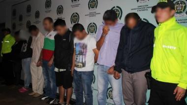 Cayó red de piratas cibernéticos en Barranquilla