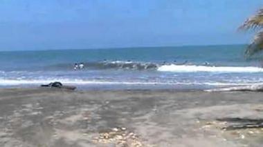 Adolescente desaparece en mar de Puerto Colombia